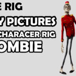 """""""ZOMBIE""""FREE RIG_By SONY PICTURES"""