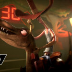 CG 3D ANIMATED SHORT FILM _ Rodeor – By Thibaut Wambre